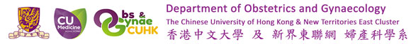 O&G CUHK Logo
