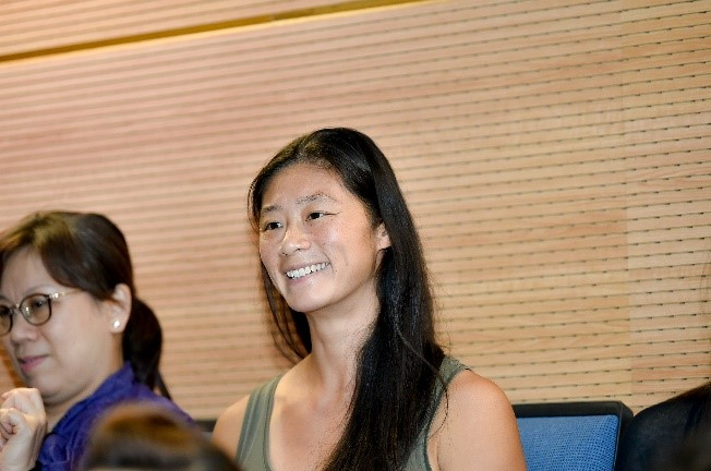 Participants show great enthusiasm while raising questions about our students' UK